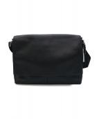 COACH(コーチ)の古着「メッセンジャーバッグ」|ブラック