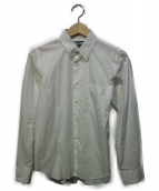 BLACK COMME des GARCONS(ブラックコムデギャルソン)の古着「シャツ」|ホワイト
