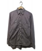 Engineered Garments(エンジニアードガーメンツ)の古着「ワークシャツ」|グレー