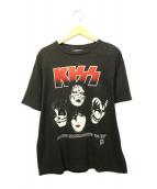 wall of fame(ウォールオブフェイム)の古着「90sバンドTシャツ」|ブラック