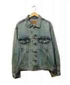 LEVIS(リーバイス)の古着「ヴィンテージデニムジャケット」|インディゴ