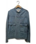 LY ADAMS(リアダムス)の古着「デニムシャツ」|インディゴ