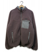 ONLY NY(オンリーニューヨーク)の古着「Alpine Fleece」|ラベンダー