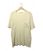 Ron Herman(ロンハーマン)の古着「パイルポケットTシャツ」 ホワイト