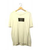 OAMC(オーエーエムシー)の古着「Tシャツ」 ホワイト