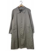 Burberrys(バーバリーズ)の古着「バルマカーンコート」|グレー
