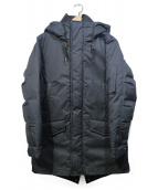 nanamica(ナナミカ)の古着「Down Coat」|グレー