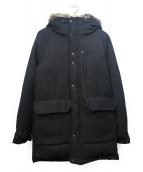 THE NORTHFACE PURPLELABEL(ザノースフェイスパープルレーベル)の古着「LONG SEROW」 ブラック