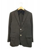 eleventy(イレブンティ)の古着「テーラードジャケット」 グレー