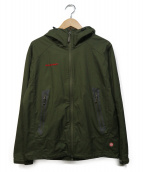 MAMMUT(マムート)の古着「Lightspeed Jacket」|カーキ