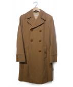 MAX&Co.(マックスアンドコ)の古着「ダブルコート」|ベージュ