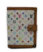 LOUIS VUITTON(ルイヴィトン)の古着「手帳カバー」|ホワイト