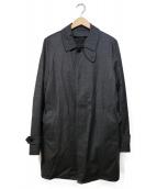 ESTNATION(エストネーション)の古着「ライナー付トレンチコート」|グレー