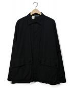 N.HOOLYWOOD(エヌハリウッド)の古着「ミリタリーブルゾン」|ブラック