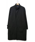 SANYO(サンヨー)の古着「ライナー付コート」|ブラック