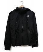 THE NORTH FACE(ザノースフェイス)の古着「クライムライトジャケット」 ブラック