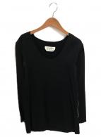 MM6(エムエムシックス)の古着「ブラウス」|ブラック