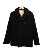 TROVE(トローブ)の古着「Pコート」|ブラック