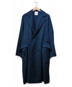 Luis(ルイス)の古着「ローブコート」|ブルー