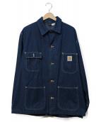CarHartt(カーハート)の古着「デニムカバーオール」|インディゴ