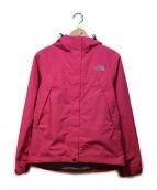 THE NORTH FACE(ザノースフェイス)の古着「スクープジャケット」|ピンク