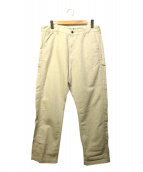 GUNG HO(ガンホー)の古着「ベイカーパンツ」 グレー