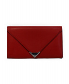 ALEXANDER WANG(アレキサンダーワン)の古着「長財布」|レッド