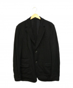 SOLIDO(ソリード)の古着「テーラードジャケット」|ブラック