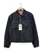 LEVIS VINTAGE CLOTHING(リーバイス ヴィンテージ クロージング)の古着「トラッカージャケット」 インディゴ