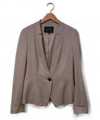 COUP DE CHANCE(クードシャンス)の古着「ミラポンチジャケット」|グレー