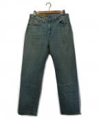 LEVIS VINTAGE CLOTHING(リーバイスヴィンテージクロージング)の古着「復刻デニムパンツ」|インディゴ