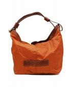 Felisi(フェリージ)の古着「ワンショルダーバッグ」|オレンジ