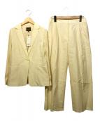 Demi-Luxe BEAMS(デミルクスビームス)の古着「セットアップ」|ホワイト