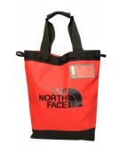 THE NORTH FACE(ザノースフェイス)の古着「ベースキャンプトートバッグ」|レッド