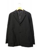 BEAMS(ビームス)の古着「ナイロンツイル2Bジャケット」|ネイビー