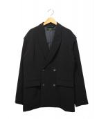 Vaporize(ヴェイパライズ)の古着「2Way 4B Jacket」 ネイビー
