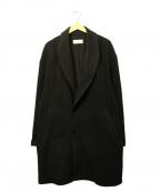 eN ROUTE(アンルート)の古着「フリースコート」|ブラック