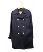 Traditional Weatherwear(トラディショナル ウェザーウェア)の古着「トレンチコート」|ネイビー