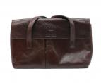 HIROFU(ヒロフ)の古着「ハンドバッグ」|ブラウン