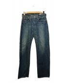 orSlow(オアスロウ)の古着「デニムパンツ」 ブルー