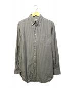Black Fleece(ブラックフリース)の古着「ギンガムチェックシャツ」|ネイビー