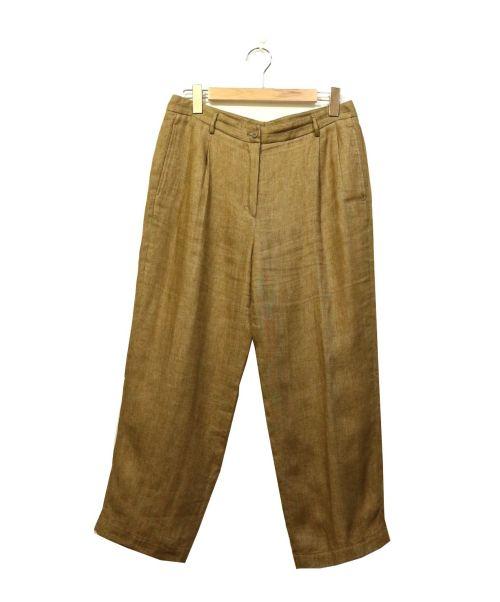 CellarDoor(セラードアー)CellarDoor (セラードアー) リネンパンツ ベージュ サイズ:44の古着・服飾アイテム