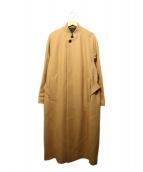 Paul Smith(ポールスミス)の古着「メルトンチェスターコート」|ベージュ