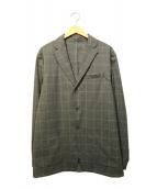 uniform experiment(ユニフォームエクスペリメント)の古着「PACKABLE 3BUTTON JACKET」|グレー