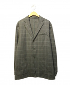 uniform experiment()の古着「PACKABLE 3BUTTON JACKET」|グレー