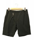 ()の古着「STRETCH POPLIN EASY SHORTS」|ブラック