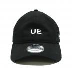 uniform experiment × NEW ERA(ユニフォームエクスペリメント × ニューエラ)の古着「キャップ」|ブラック