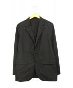 EN ROUTE(アンルート)の古着「コットンエステルタイプライター2Bジャケット」|ブラック