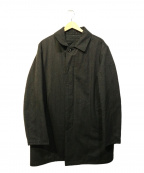 MACKINTOSH PHILOSOPHY()の古着「リバーシブルキルティングコート」|グレー×ブラック
