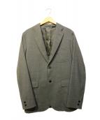 BEAMS PLUS(ビームスプラス)の古着「コンバットウール 3B ジャケット」|グレー